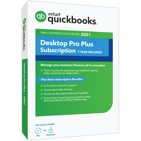 QuickBooks Desktop Pro Plus - More automation to save time and boost productivity.
