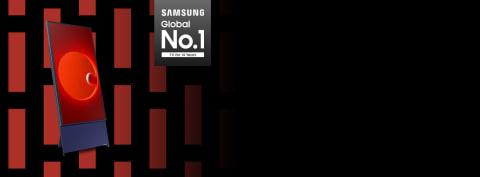 World's No.1 TV brand 14 years running