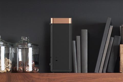 Diseño compacto y elegante