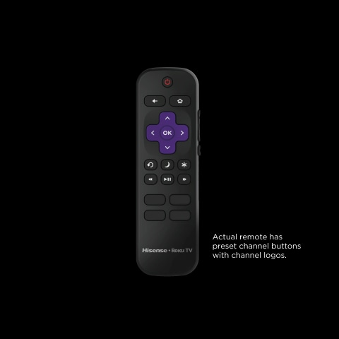 Easy to Use Remote