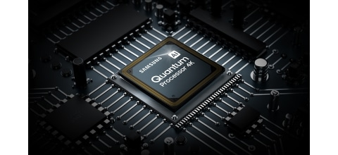 Power to elevate any picture to 4K - Quantum Processor 4K