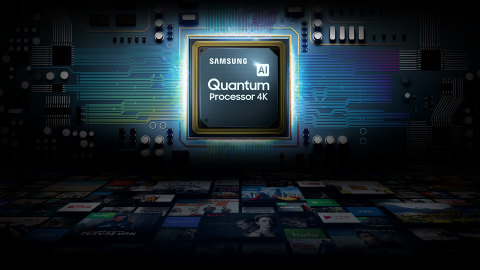 A smarter, faster processor - Quantum Processor 4K
