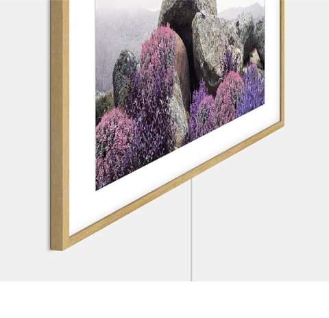 Gorgeous from all sides - Slim Fit Wall Mount