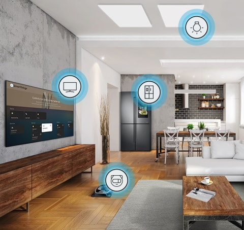 Control your home with SmartThings - SmartThings