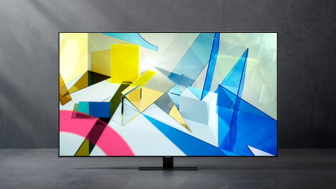 Captivating color. Astonishing sound - Q80T QLED