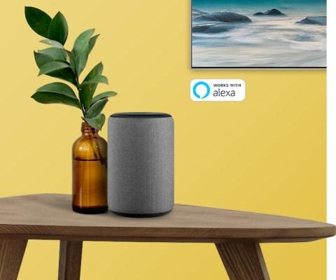 Works with Amazon Alexa - Amazon Alexa