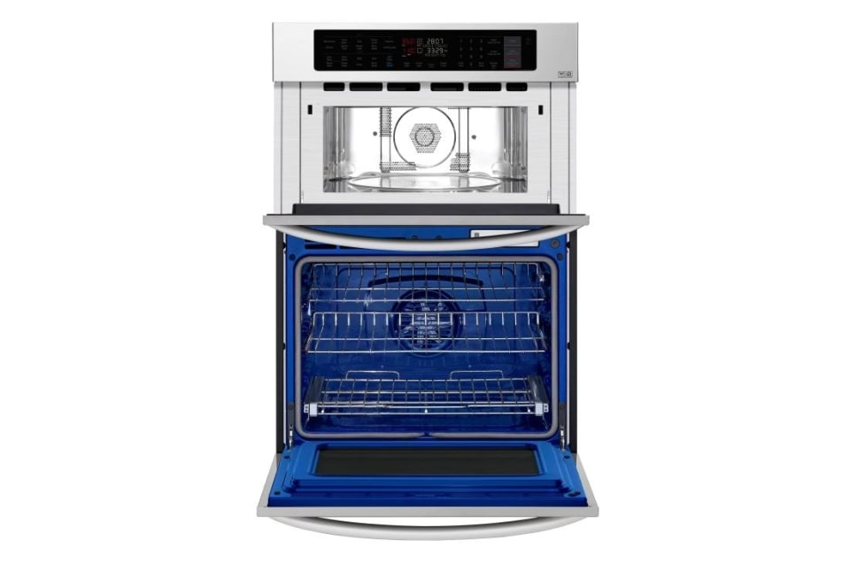 Lg Oven Microwave Combo Reviews