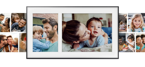 Frame your most-loved moments - My Collection