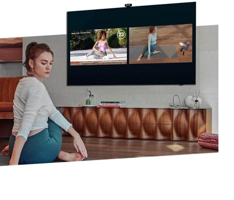 Samsung Health: el hogar es donde está su salud