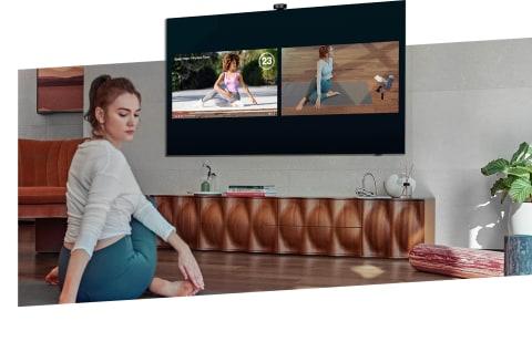 El hogar es donde está la salud - Samsung Health