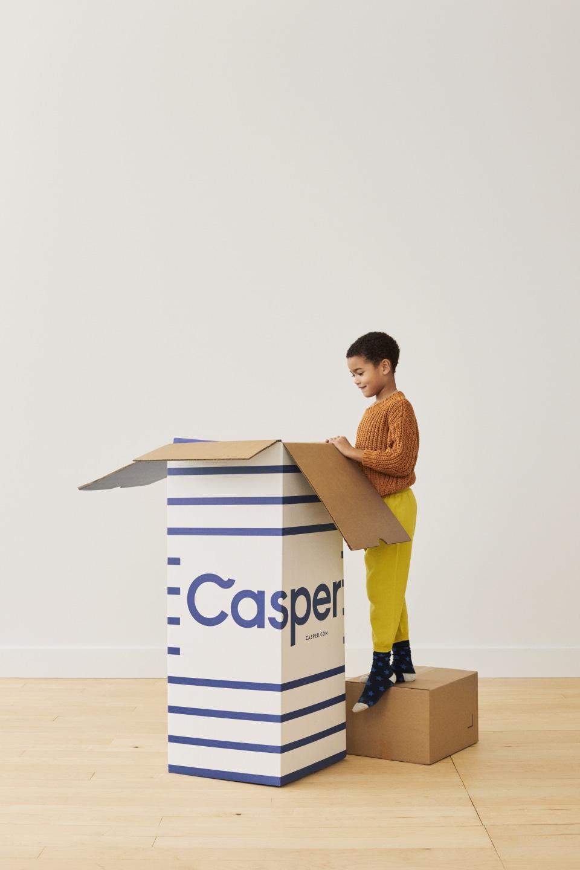 Casper Select Memory Foam Queen Mattress