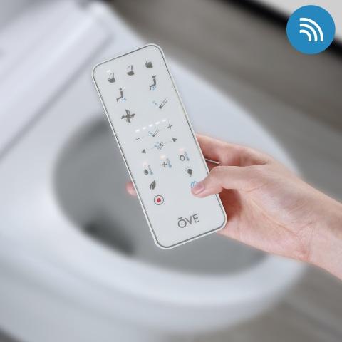 Illuminated remote control