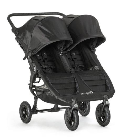Baby Jogger City Mini Double Stroller, City Mini Gt Double Car Seat Adapter Britax