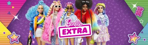 ¡Barbie® es tan extra!