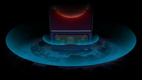 Deep, premium sound - Premium 4.1ch 60W Speakers