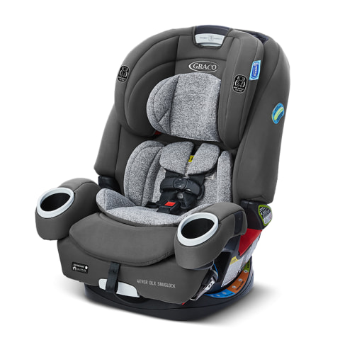 Graco® 4Ever® DLX SnugLock® 4-in-1 Car Seat