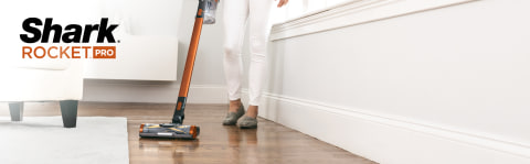 Deep-cleaning suction. Cordless convenience.