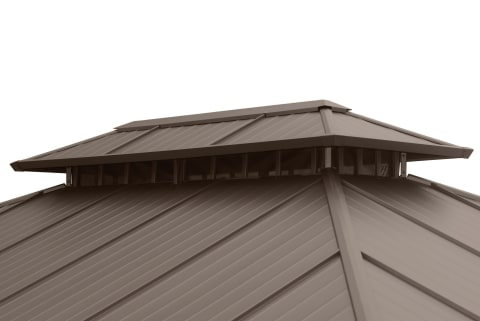 Two-Tier Roof