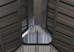 Gazebo Roof Hooks