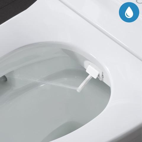 Comfortable wash modes