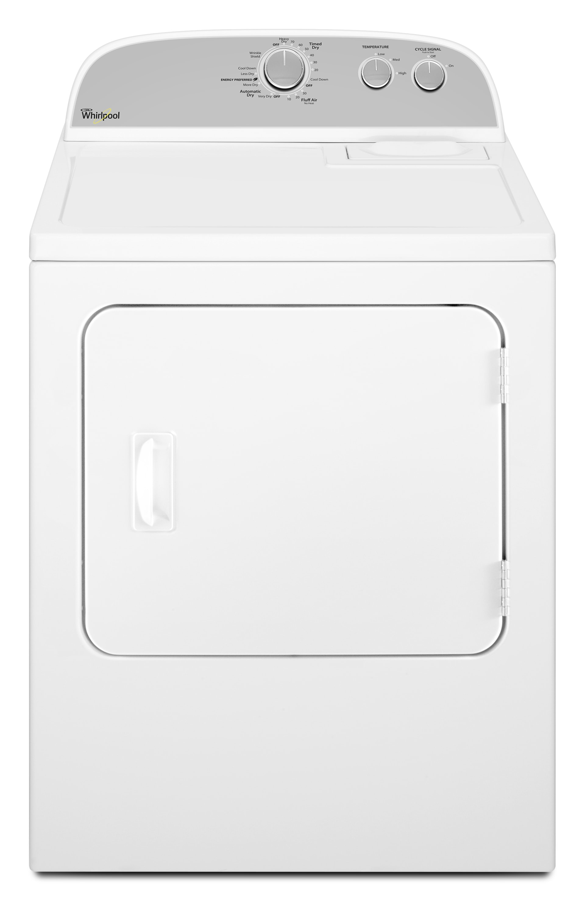 Whirlpool 7 Cu Ft Electric Dryer White While Supplies Last In The Electric Dryers Department At Lowes Com