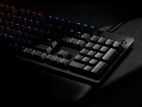 G513 RGB Mechanical Gaming Keyboard