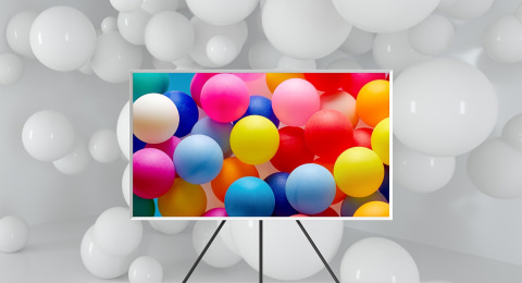 Bring more than a billion colors to life - 100% Color Volume with Quantum Dot