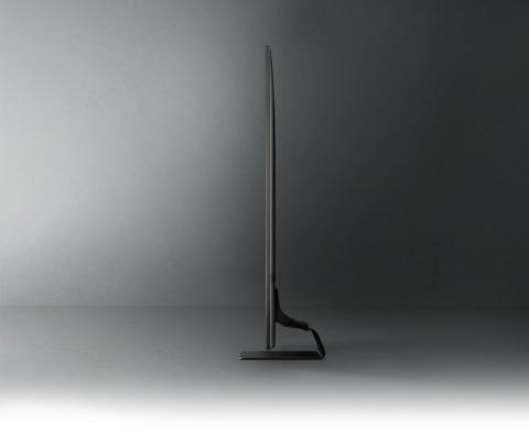 Elegant profile in modern, sleek silhouette - Samsung NeoSlim Design