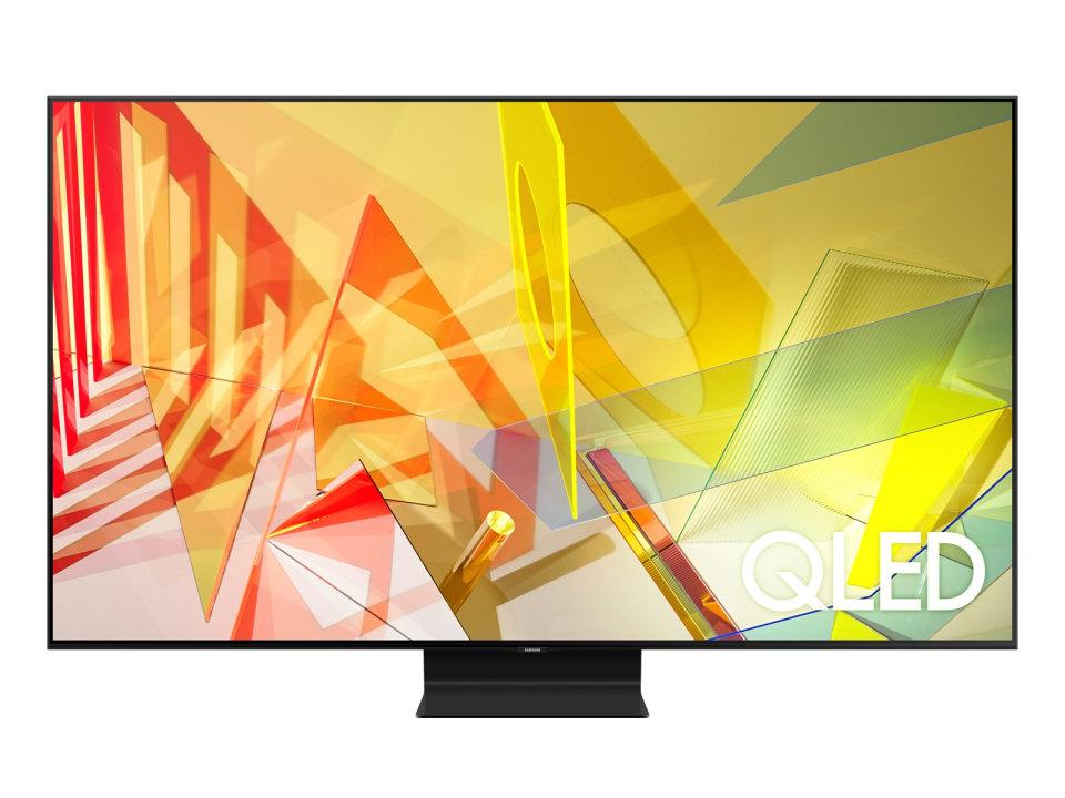 Samsung 75 Inch Tv 2020 Qled 4k Ultra Hd Hdr Smart Tv Q90t Series Qn75q90tafxza Dell Usa