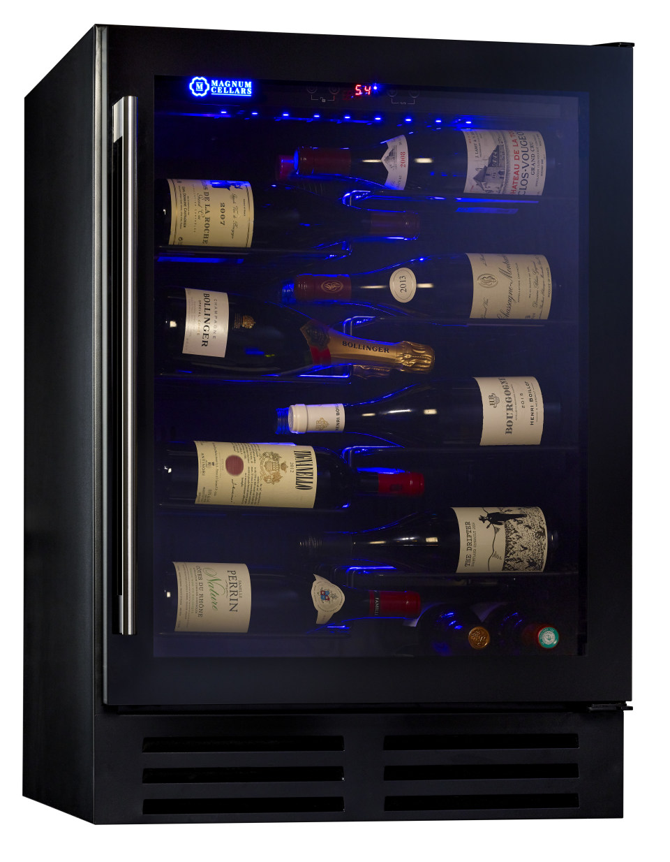 Magnum 42 Bottle Wine Cellar With Embraco Compressor And 4 Pull Out Shelves
