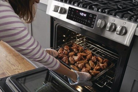 Make healthier and delicious meals with Air Fry