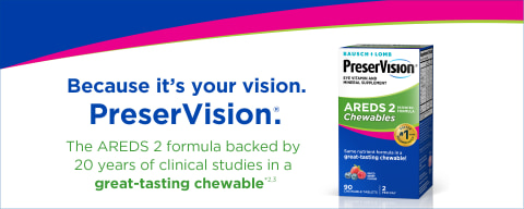 Because it's your vision. PreserVision.