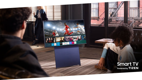 Rethink what Smart TV can do - Smart TV Powered by Tizen™
