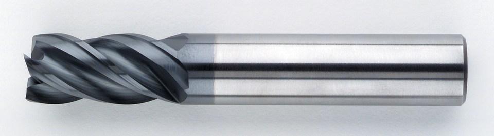 Titanium Carbonitride Coating 3 Length 1//2 Cutting Diameter 1 Cutting Length 0.015 Corner Radius SGS 38132 1CR 4 Flute Corner Radius General Purpose End Mill 1//2 Shank Diameter