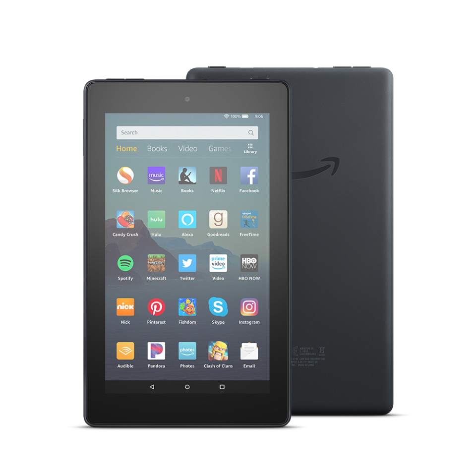 Amazon Fire 7 16 Gb Tablet With 7 In Display 2019 Release