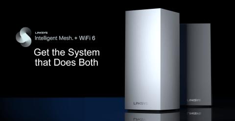The Latest WiFi 6 + Intelligent Mesh Technology