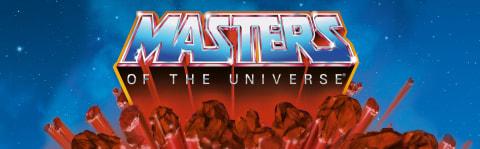 ¡Masters of the Universe® está de vuelta para una nueva generación!