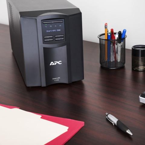 Smart-UPS 1500VA with APC SmartConnect
