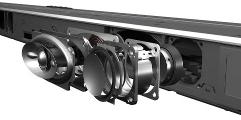 Engineered by sound innovation experts - Samsung Audio Lab