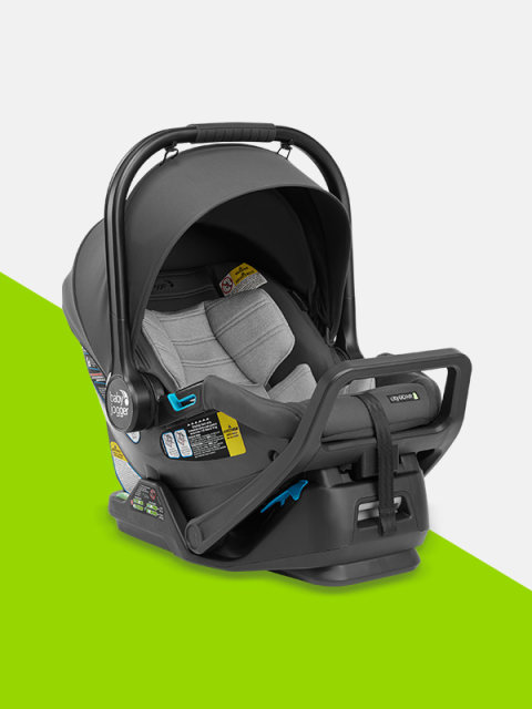 Baby Jogger City Go Air Car Seat, Can You Attach Car Seat Baby Jogger City Mini Double