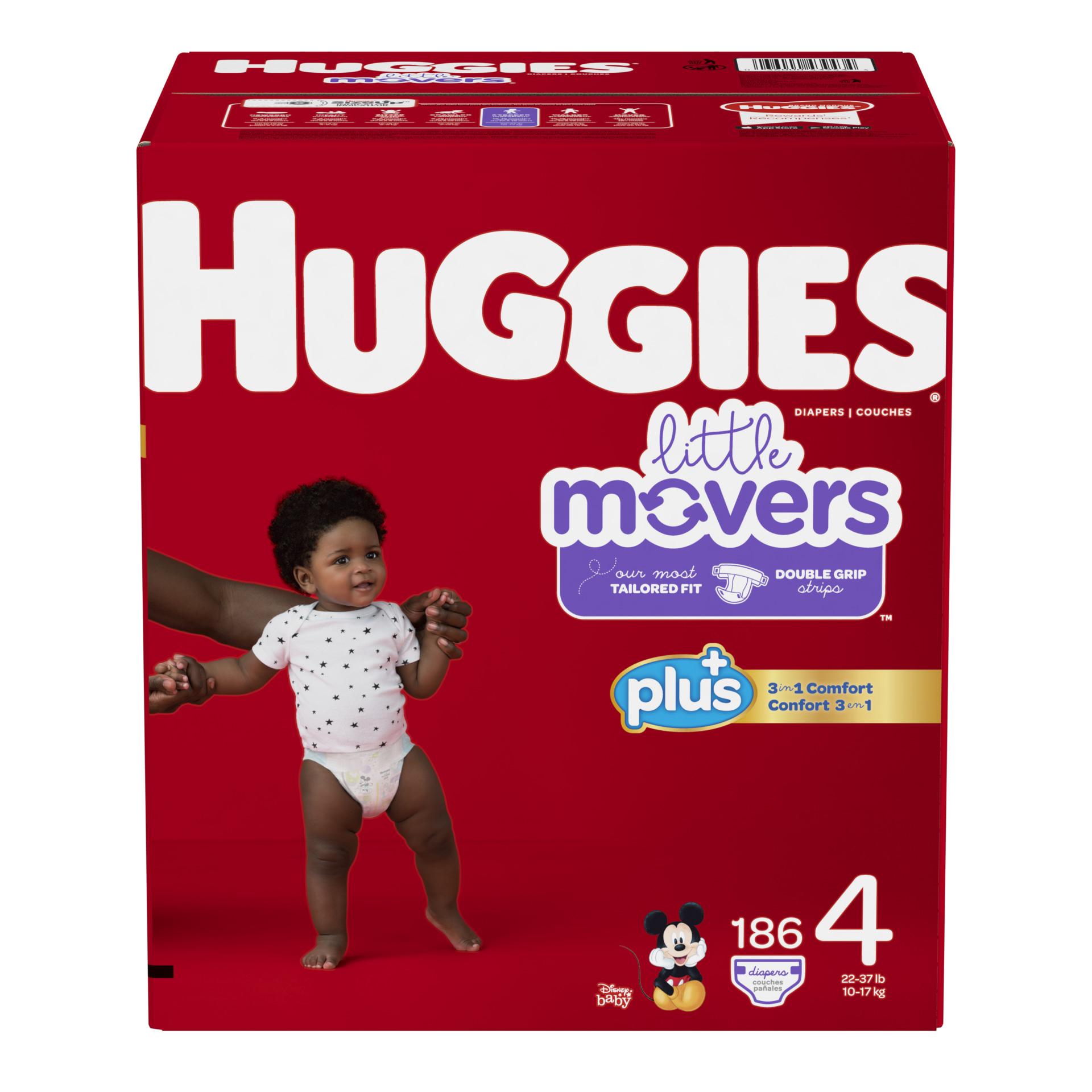 Kotex Huggies
