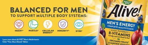 Balanced for Men