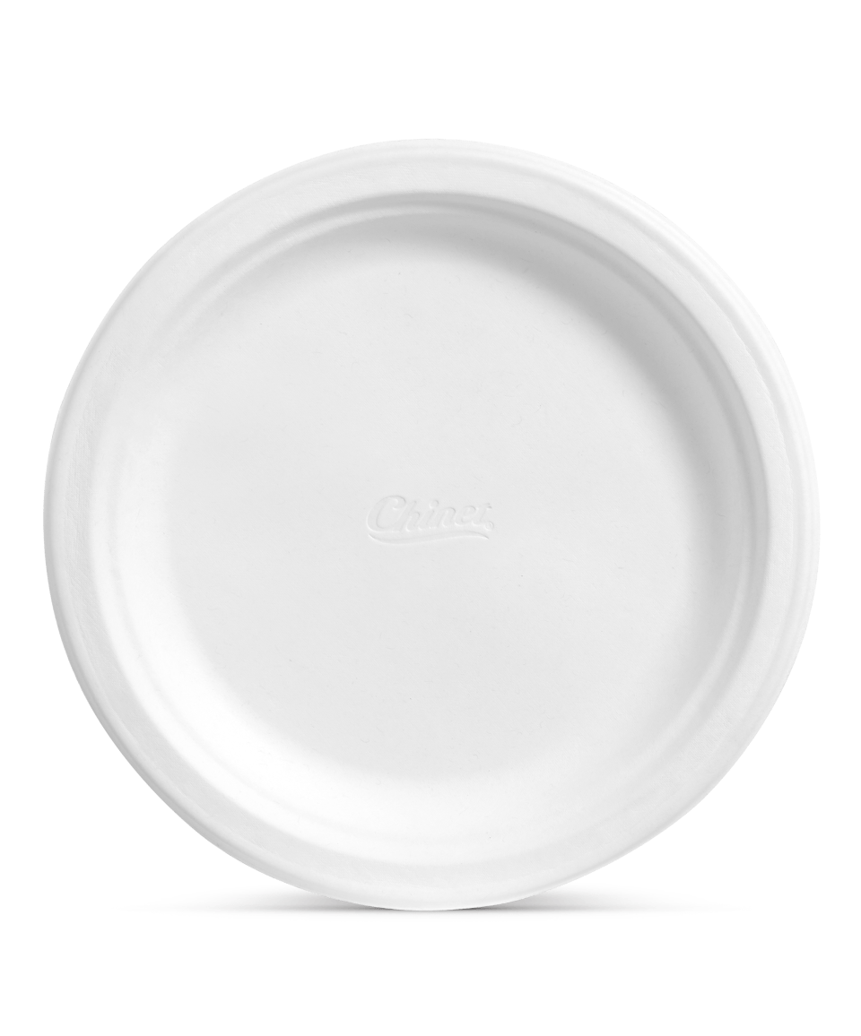 Chinet Dinner 10 3 8 In Paper Plate Classic White 165 Count