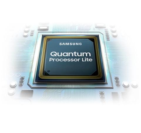 Powerful picture processing - Quantum Processor 4K Lite