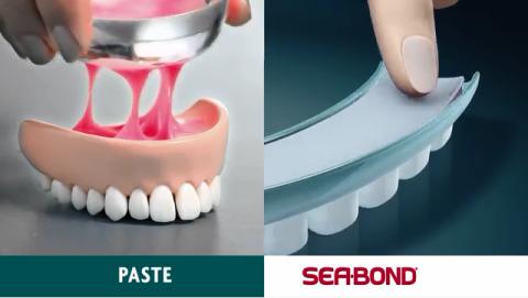 Sea Bond Lower Denture Adhesive Wafers Fresh Mint Cvs Pharmacy
