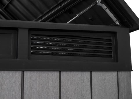 Built-In Ventilation