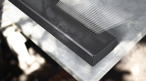 Feel the depth of moving sound - Samsung Acoustic Beam