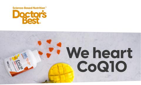 We heart CoQ10.