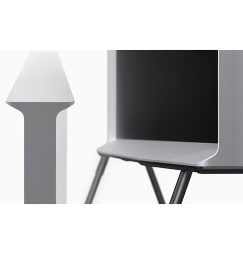 Timeless, versatile design - 'I' Shaped Design
