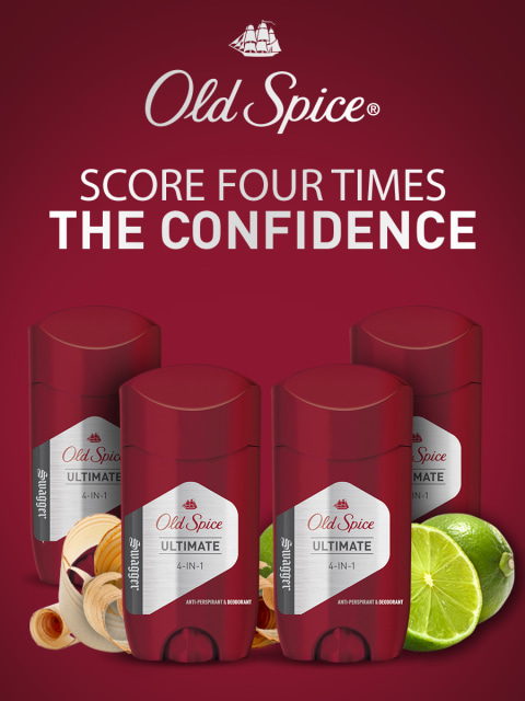 Old Spice Ultimate Swagger 4-Pack